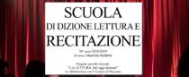 36° anno di corso 2018/2019 della Scuola di Dizione Lettura e Recitazione del Minimo Teatro